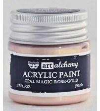Prima - Art Alchemy Acrylic Paint - Rose Gold