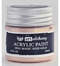 Prima - Art Alchemy Acrylic Paint - Rose Gold