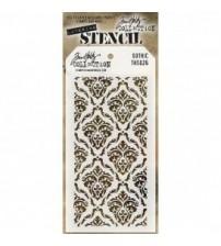 Stencils-Tim Holtz Layering Stencil: Gothic