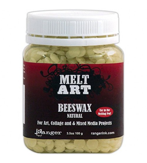 MELT ART - BEESWAX (Natural)