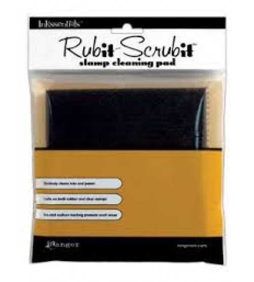 Tools - Rubit Scrubit stamp cleaning pad