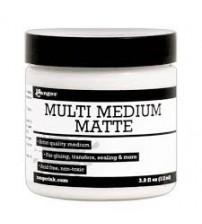 Medium & Paste-Matte - Multi Medium 3.8oz Jar