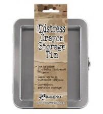 Tool-Distress Crayon Tin