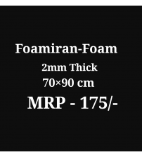 Foamiran - 2mm - Black