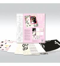 URSUS - Wedding - Glitter Scrapbook Paper