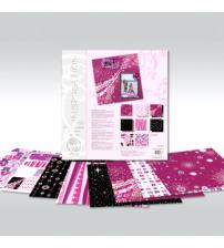 URSUS - Dream - Glitter Scrapbook Paper