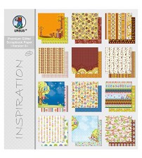 URSUS - Version 8 - Glitter Scrapbook Paper