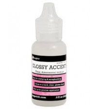 Medium & Paste-Glossy Accent-(1/2) .5OZ