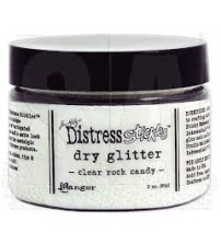 Glitter - Clear Rock Candy-3OZ