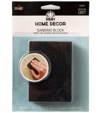 FolkArt Home Decor - Sanding Block