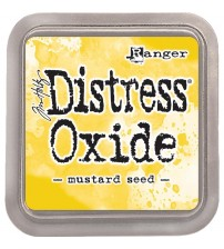 Ink-Distress Oxide Pads - Mustard Seed