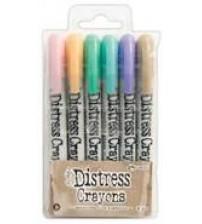 Crayons-Distress Crayon Set #5