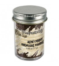 Stampendous Frantage -Aged Copper Emboss Enamel (FREG025)