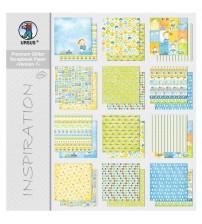 URSUS - Version 7 - Glitter Scrapbook Paper