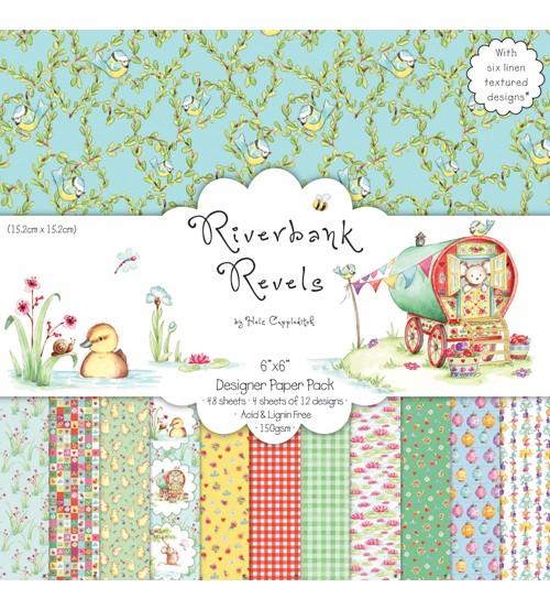 Riverbank Revels - Paper Pad