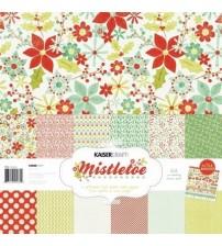 KaiserCraft - Mistletoe Scrapbook Paper pad