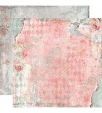 """Stamperia -Dream Roses -Double Sided Paper 12""""×12"""""""