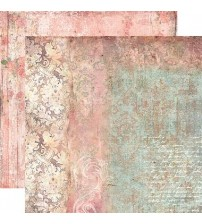 """Stamperia-Dream In Pink Double Sided Paper 12""""×12"""""""