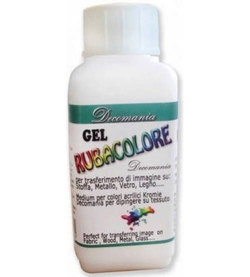 Decoupage Stamperia Decomania - Rubacolore Gel 100g