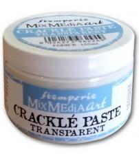 Stamperia - Mixed Media Art - Crackle Medium Paste (Transparent)