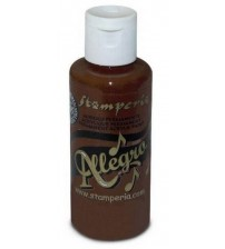 Decoupage Stamperia Allegro - Acrylic Paint - Mahogany 59ml