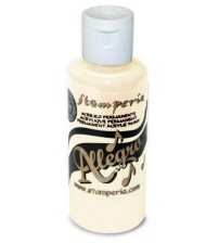 Decoupage Stamperia Allegro - Acrylic Paint - Ivory 472ml