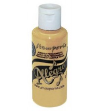 Decoupage Stamperia Allegro - Acrylic Paint - Gold(ear of Corn) 59ml