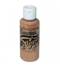 Decoupage Stamperia Allegro - Acrylic Paint - MILK & COFFEE 59ml