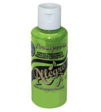 Decoupage Stamperia Allegro - Acrylic Paint - Feild Green 59ml