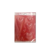 Stamperia - Heart Soft Maxi Mold - Tools