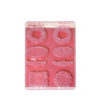 Stamperia - Frames Soft Maxi Mold - Tools
