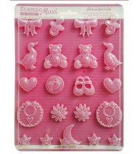 Stamperia - Baby Soft Maxi Mold Tools
