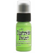 Ranger Distress Paint - Twisted Citron