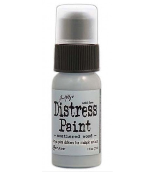Ranger Distress Paint - Weathered Wood