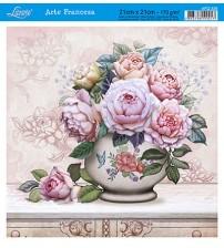 Litoarte - Arte Francesa - Flowers