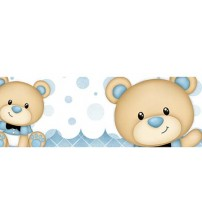 Litoarte - Adhesive Bar - Teddy Bear