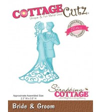 Cottage Cutz - Bride & Groom Die