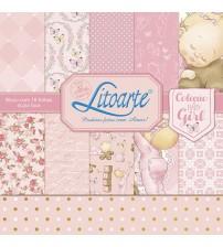 Litoarte - Adhesive Bar - Baby Girl