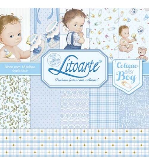 Litoarte - Adhesive Bar - Male Baby