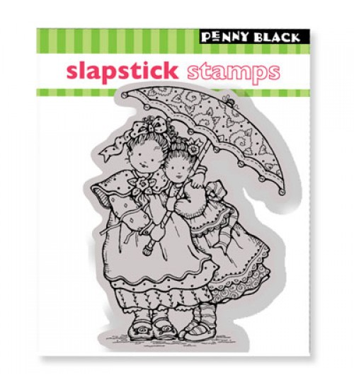 PennyBlack Stamps - Rain or Shine
