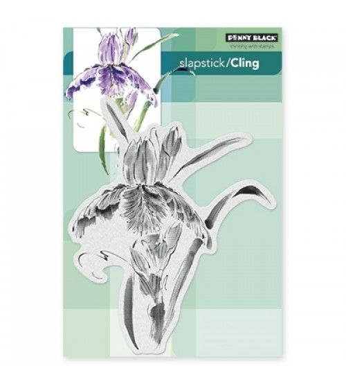 PennyBlack Stamps - Pure Iris