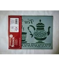 Stamperia Stencils - KSD132 - 15x20cm