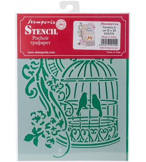 Stamperia Stencils - KSD276 - 15x20cm