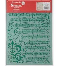 Stamperia Stencils - KSG409 - 21x29.7cm