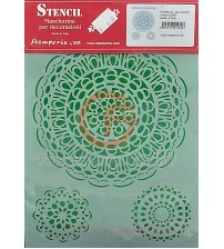 Stamperia Stencils - KSG97 - 21x29.7cm