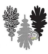 Stencils - Mini Pattern Leaves