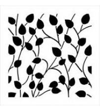 Stencils - Mini Climbing Vine