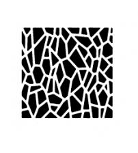 Stencils - Mini Giraffe Print