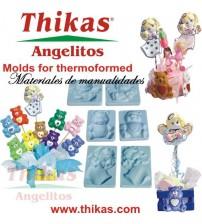 Thikas - Angelitos Molds