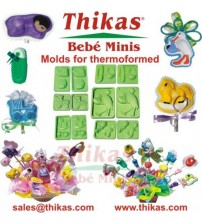 Thikas - Bebe Minis Molds